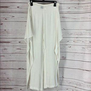 Europa Off White Beach Lounge Pants